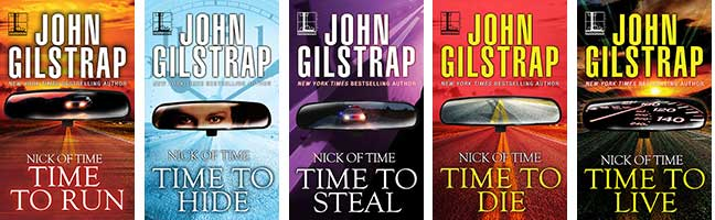 Nick of Time by John Gilstrap