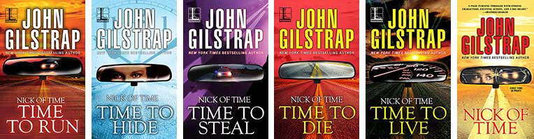 Nick of Time Series by John Gilstrap