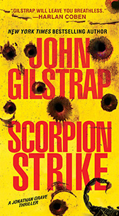 Scorpion Strike by John Gilstrap